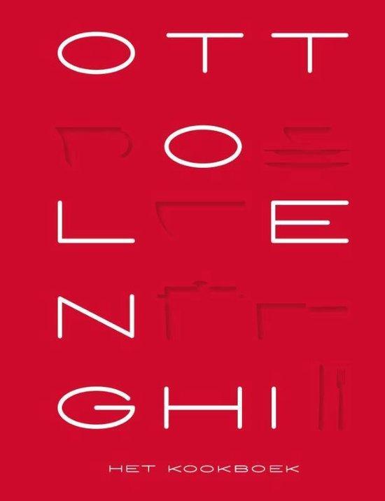 Boek van kaft-tot-kaft koken… Ottolenghi.